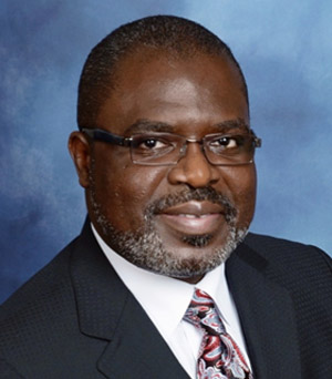 Rev. Dwayne Walker, Little Rock AME Zion Church